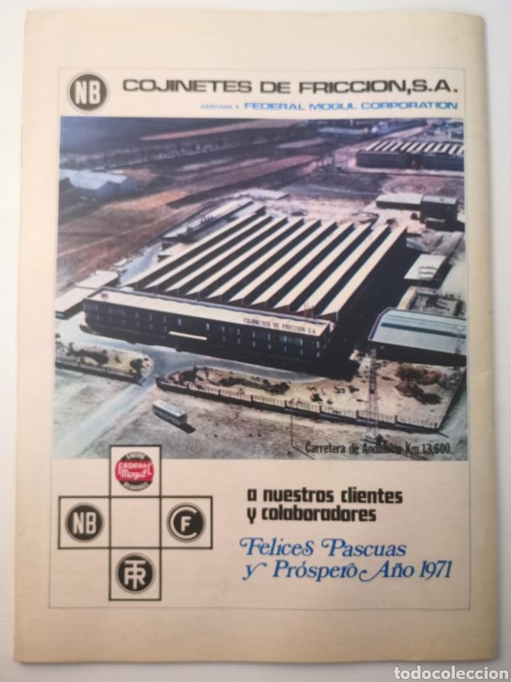Coleccionismo deportivo: DIARIO MARCA, EXTRA NAVIDAD, DICIEMBRE 1970. MUY BUEN ESTADO - Foto 3 - 236114640