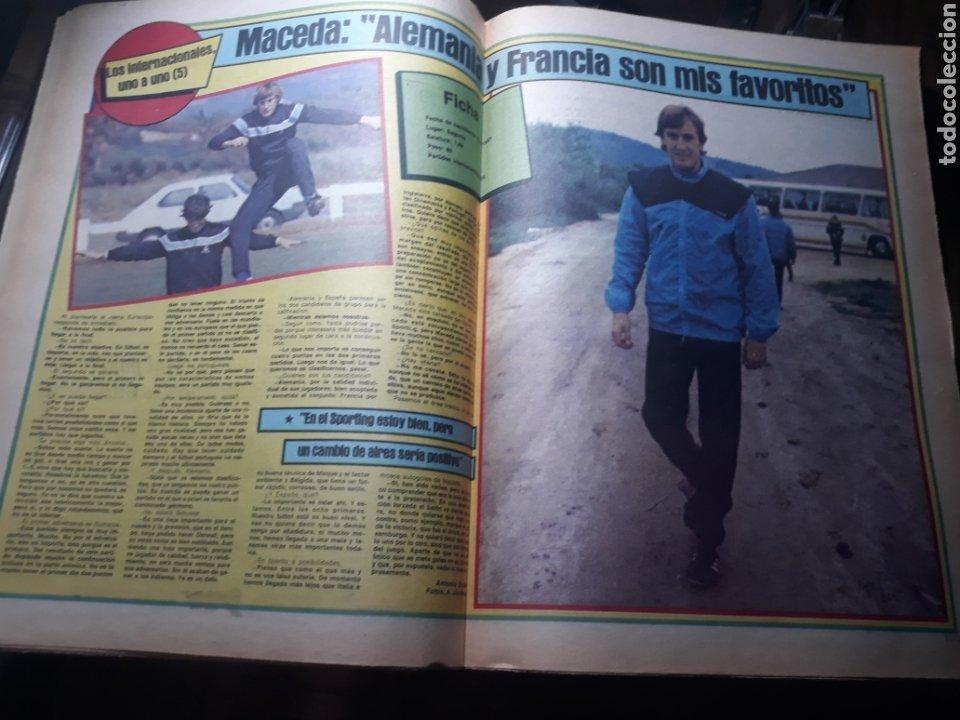 """Coleccionismo deportivo: SPORT N° 1626 .27 MAYO 1984. MARADONA """" QUIERO IRME"""". SUIZA 0 ESPAÑA 4 - Foto 7 - 236152700"""