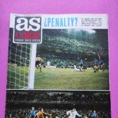 Coleccionismo deportivo: REVISTA AS COLOR Nº 26 1971 POSTER MOHAMED ALI BOXEO CASSIUS CLAY. Lote 236329505