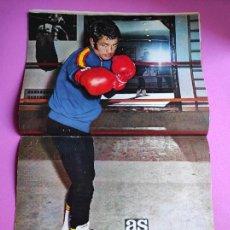 Coleccionismo deportivo: REVISTA AS COLOR Nº 39 1972 POSTER PEDRO CARRASCO - PAQUITO FERNANDEZ OCHO MEDALLA ORO JJOO SAPPORO. Lote 236531205