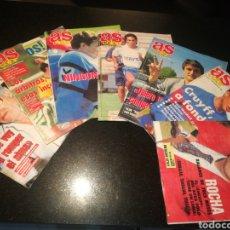 Coleccionismo deportivo: LOTE 7 AS COLOR. Lote 236789930