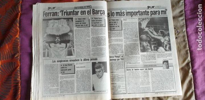 Coleccionismo deportivo: SPORT-Nº3016-56PAGINAS-1988-VALVERDE-ZUBIZARRETA-BAQUERO - Foto 3 - 23315015