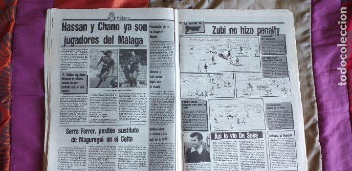 Coleccionismo deportivo: SPORT-Nº3016-56PAGINAS-1988-VALVERDE-ZUBIZARRETA-BAQUERO - Foto 7 - 23315015