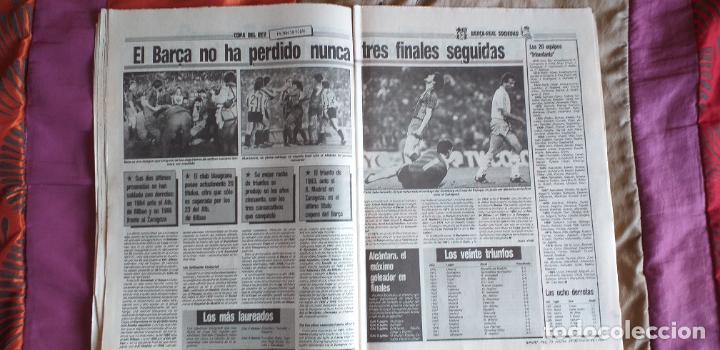 Coleccionismo deportivo: SPORT-Nº3016-56PAGINAS-1988-VALVERDE-ZUBIZARRETA-BAQUERO - Foto 9 - 23315015