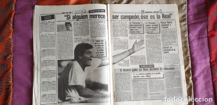 Coleccionismo deportivo: SPORT-Nº3016-56PAGINAS-1988-VALVERDE-ZUBIZARRETA-BAQUERO - Foto 10 - 23315015