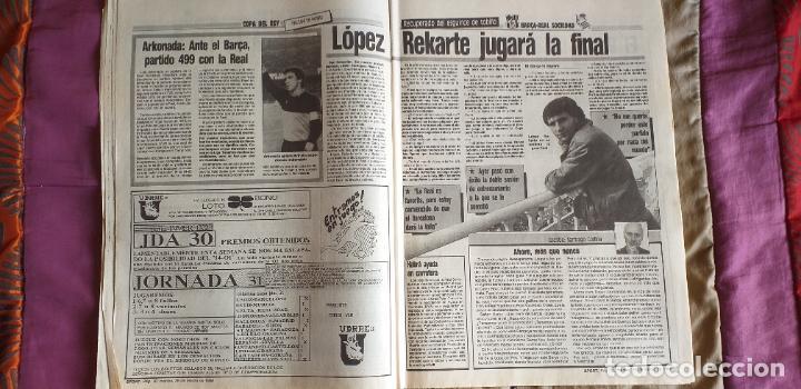 Coleccionismo deportivo: SPORT-Nº3016-56PAGINAS-1988-VALVERDE-ZUBIZARRETA-BAQUERO - Foto 11 - 23315015