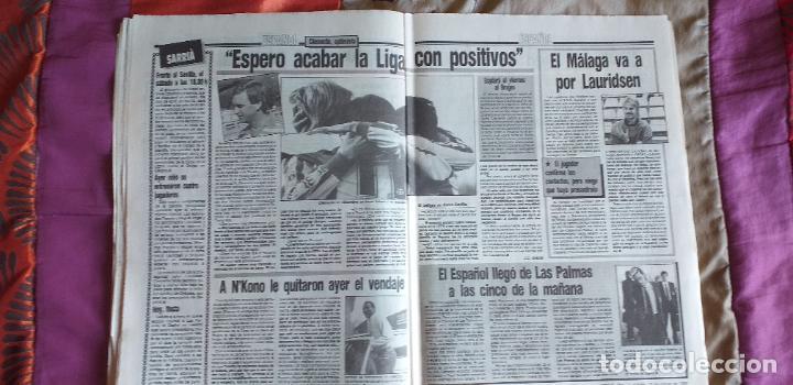 Coleccionismo deportivo: SPORT-Nº3016-56PAGINAS-1988-VALVERDE-ZUBIZARRETA-BAQUERO - Foto 13 - 23315015