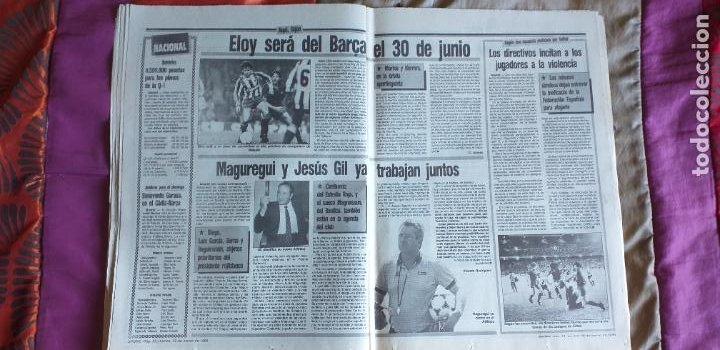 Coleccionismo deportivo: SPORT-Nº3016-56PAGINAS-1988-VALVERDE-ZUBIZARRETA-BAQUERO - Foto 14 - 23315015