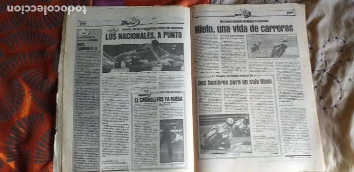 Coleccionismo deportivo: SPORT-1981-Nº615-EL COLOSO CAMP NOU-36 PAGINAS-SANCHEZ-UDO LATTEK-MAGUREGUI-TORRES-BREITNER-AYFUCH - Foto 8 - 21071799
