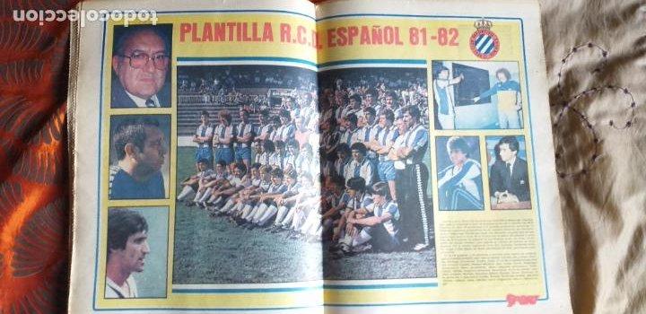 Coleccionismo deportivo: SPORT-Nº612-1981-SCHUSTER-POSTER CENTRAL PLANTILLA ESPAÑOL 82-36 PAGINAS - Foto 8 - 21071575