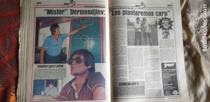 Coleccionismo deportivo: SPORT-Nº613-1981-VICTOR-36 PAGINAS-SIMONSEN-JUANITO-UDO LATTEK-MAURI-ORMAECHEA - Foto 3 - 21071692
