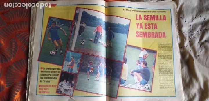Coleccionismo deportivo: SPORT-Nº613-1981-VICTOR-36 PAGINAS-SIMONSEN-JUANITO-UDO LATTEK-MAURI-ORMAECHEA - Foto 16 - 21071692
