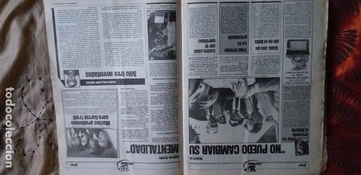 Coleccionismo deportivo: SPORT-Nº611-1981-URRUTI-MORAN-CARRASCO-MIGUELI-ZUVIRIA-JUANJO-ROBERTO MARTINEZ - Foto 3 - 21071503
