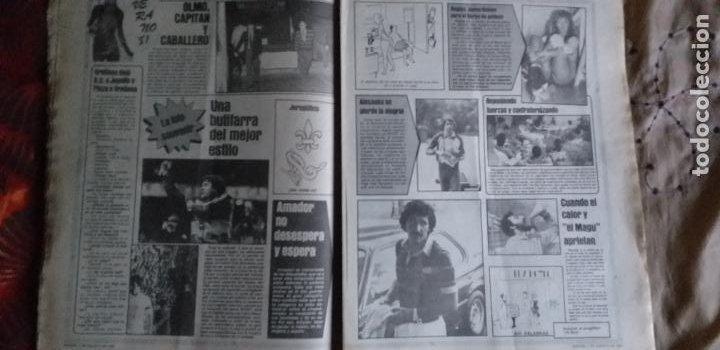 Coleccionismo deportivo: SPORT-Nº611-1981-URRUTI-MORAN-CARRASCO-MIGUELI-ZUVIRIA-JUANJO-ROBERTO MARTINEZ - Foto 6 - 21071503