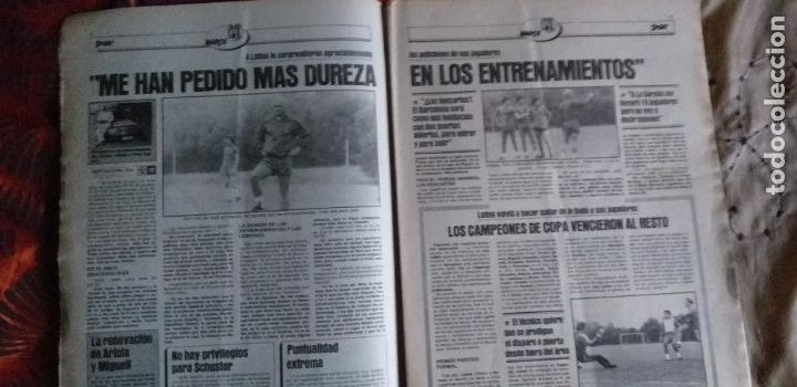 Coleccionismo deportivo: SPORT-Nº611-1981-URRUTI-MORAN-CARRASCO-MIGUELI-ZUVIRIA-JUANJO-ROBERTO MARTINEZ - Foto 12 - 21071503
