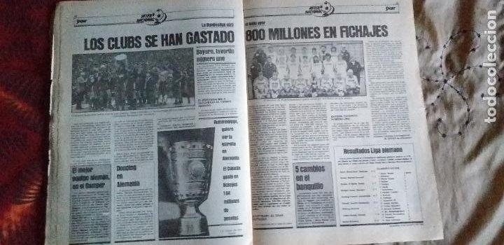 Coleccionismo deportivo: SPORT-Nº616-1981-LATTEK- CASAUS-MARCOS-36 PAGINAS-QUINI- - Foto 4 - 21071770