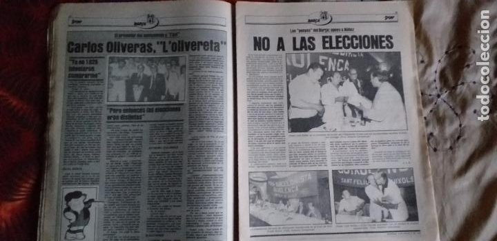 Coleccionismo deportivo: SPORT-Nº616-1981-LATTEK- CASAUS-MARCOS-36 PAGINAS-QUINI- - Foto 10 - 21071770