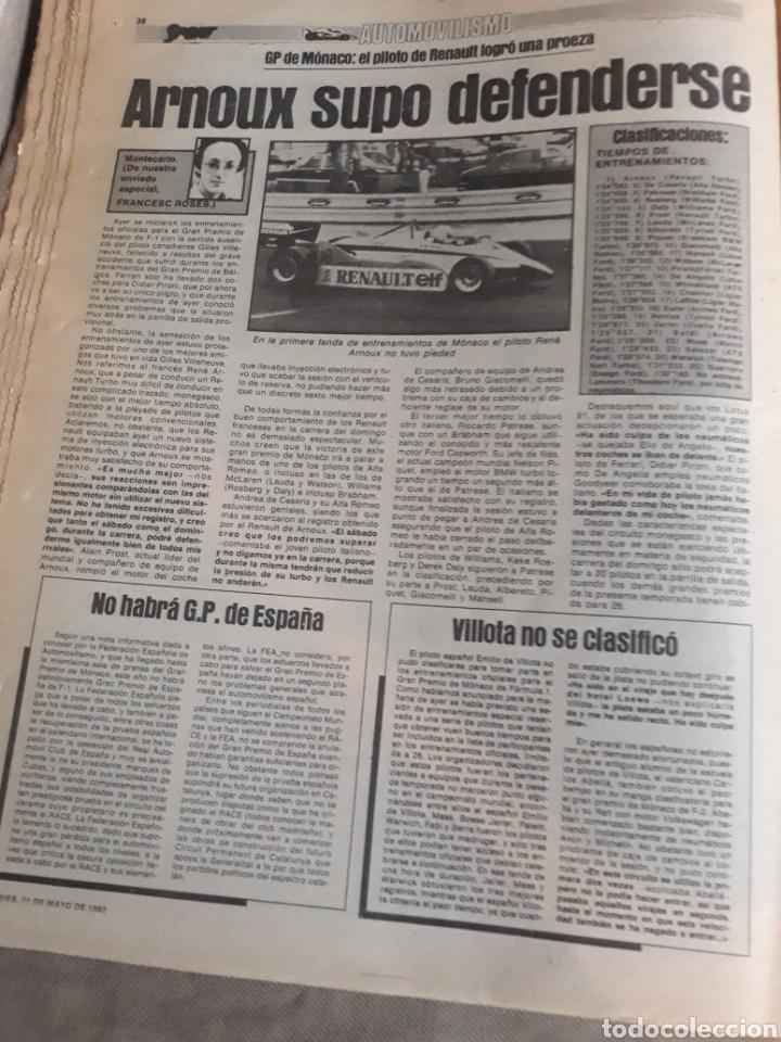 Coleccionismo deportivo: SPORT 1982 BARCA 83. QUINI. H. HERRERA . MELER . DI STEFANO .ESPAÑA 82 HIGUERAS .HINAULT. ARNOUX - Foto 10 - 237064540