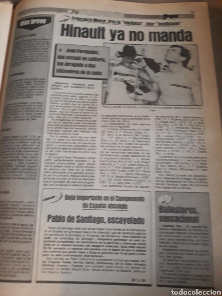 Coleccionismo deportivo: SPORT 1982 BARCA 83. QUINI. H. HERRERA . MELER . DI STEFANO .ESPAÑA 82 HIGUERAS .HINAULT. ARNOUX - Foto 11 - 237064540