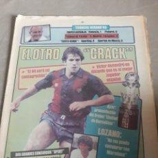 Coleccionismo deportivo: SPORT 1983. MENOTTI. VÍCTOR. PERICO ALONSO.PAVIC .LOPEZ ZUBERO.LOZANO , REAL MADRID.. Lote 237068590