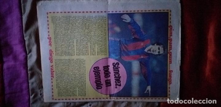Coleccionismo deportivo: SPORT-Nº1526-1984-LUZ VERDE PARA ROJO-SCHUSTER-STIELIKE-MACEDA-AZKARGORTA-JUANITO - Foto 11 - 21071291