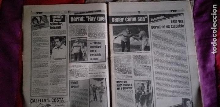 Coleccionismo deportivo: SPORT-Nº1492-1984-48 PAGINAS-MENOTTI- MARADONA-AZCKARGORTA-GIMENEZ - Foto 3 - 21071351