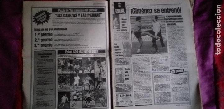 Coleccionismo deportivo: SPORT-Nº1492-1984-48 PAGINAS-MENOTTI- MARADONA-AZCKARGORTA-GIMENEZ - Foto 5 - 21071351