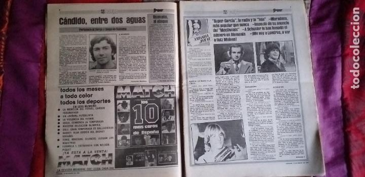 Coleccionismo deportivo: SPORT-Nº1492-1984-48 PAGINAS-MENOTTI- MARADONA-AZCKARGORTA-GIMENEZ - Foto 6 - 21071351