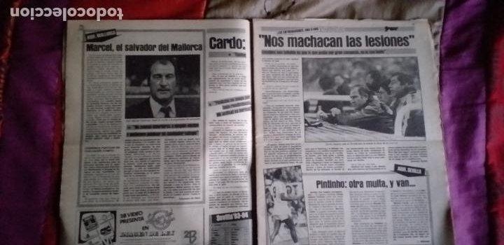 Coleccionismo deportivo: SPORT-Nº1492-1984-48 PAGINAS-MENOTTI- MARADONA-AZCKARGORTA-GIMENEZ - Foto 8 - 21071351