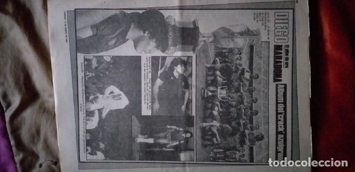 Coleccionismo deportivo: SPORT-Nº1492-1984-48 PAGINAS-MENOTTI- MARADONA-AZCKARGORTA-GIMENEZ - Foto 9 - 21071351