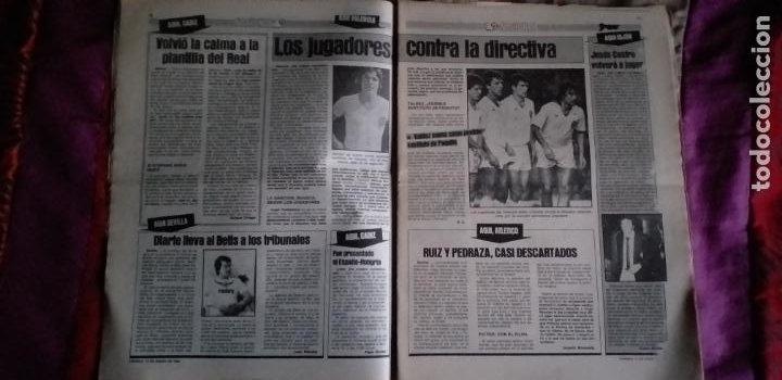 Coleccionismo deportivo: SPORT-Nº1492-1984-48 PAGINAS-MENOTTI- MARADONA-AZCKARGORTA-GIMENEZ - Foto 14 - 21071351
