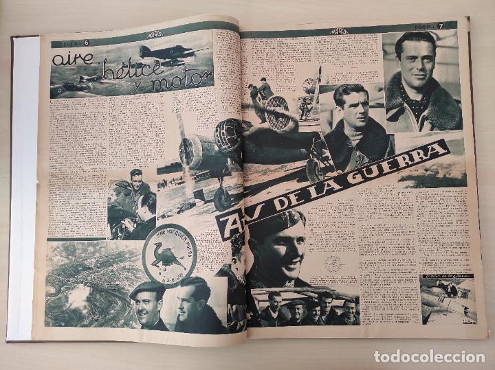 Coleccionismo deportivo: TOMO SEMANARIO GRAFICO DE LOS DEPORTES MARCA 1938-1939 13 PRIMEROS Nº 1-2-3-4-5-6-7-8-9-10-11-12-13 - Foto 15 - 237866785