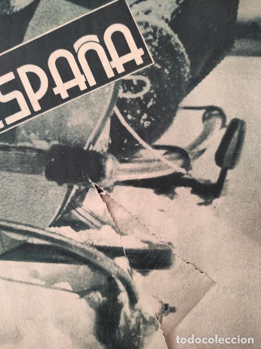 Coleccionismo deportivo: TOMO SEMANARIO GRAFICO DE LOS DEPORTES MARCA 1938-1939 13 PRIMEROS Nº 1-2-3-4-5-6-7-8-9-10-11-12-13 - Foto 22 - 237866785