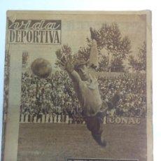 Coleccionismo deportivo: VIDA DEPORTIVA, NÚMERO 188 ,ABRIL DE 1949. Lote 238242355
