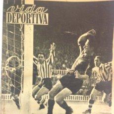 Coleccionismo deportivo: VIDA DEPORTIVA NÚMERO 223, DICIEMBRE DE 1949. Lote 238252610