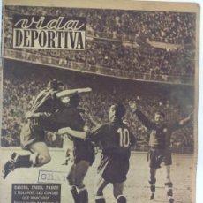 Coleccionismo deportivo: VIDA DEPORTIVA NÚMERO 239, ABRIL DE 1950. Lote 238258195
