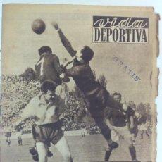 Coleccionismo deportivo: VIDA DEPORTIVA NÚMERO 240, ABRIL DE 1950. Lote 238258710
