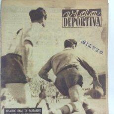 Coleccionismo deportivo: VIDA DEPORTIVA NÚMERO 244, MAYO DE 1950. Lote 238261520