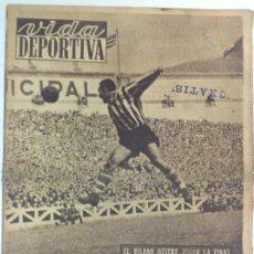 Coleccionismo deportivo: VIDA DEPORTIVA NÚMERO 246, MAYO DE 1950. Lote 238262080