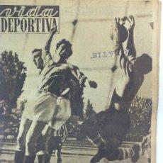 Coleccionismo deportivo: VIDA DEPORTIVA NÚMERO 248, JUNIO DE 1950. Lote 238263900