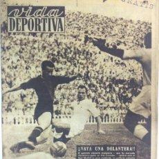 Coleccionismo deportivo: VIDA DEPORTIVA NÚMERO 264, SEPTIEMBRE DE 1950. Lote 238267175
