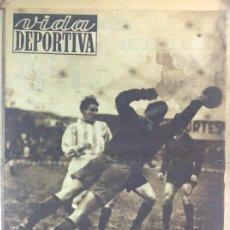 Coleccionismo deportivo: VIDA DEPORTIVA NÚMERO 267, OCTUBRE DE 1950. Lote 238267990