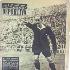 Coleccionismo deportivo: VIDA DEPORTIVA NÚMERO 268, OCTUBRE DE 1950. Lote 238268610