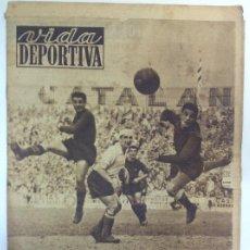 Coleccionismo deportivo: VIDA DEPORTIVA NÚMERO 269, OCTUBRE DE 1950. Lote 238269415
