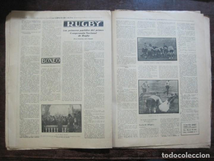 Coleccionismo deportivo: LA JORNADA DEPORTIVA-Nº 99-1923-NUREMBERG VS FC BARCELONA-ALCANTARA-FUTBOL-VER FOTOS-(V-22.516) - Foto 11 - 238495915