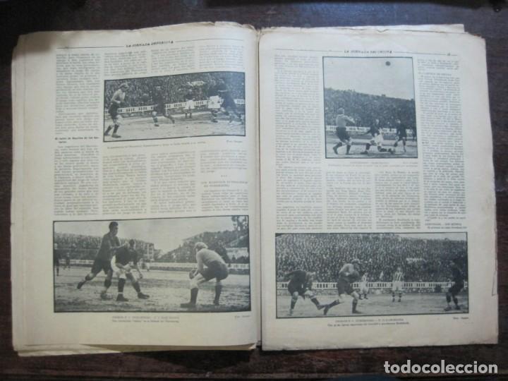 Coleccionismo deportivo: LA JORNADA DEPORTIVA-Nº 99-1923-NUREMBERG VS FC BARCELONA-ALCANTARA-FUTBOL-VER FOTOS-(V-22.516) - Foto 18 - 238495915