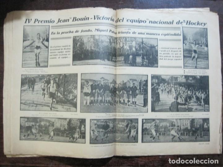 Coleccionismo deportivo: LA JORNADA DEPORTIVA-Nº 99-1923-NUREMBERG VS FC BARCELONA-ALCANTARA-FUTBOL-VER FOTOS-(V-22.516) - Foto 23 - 238495915