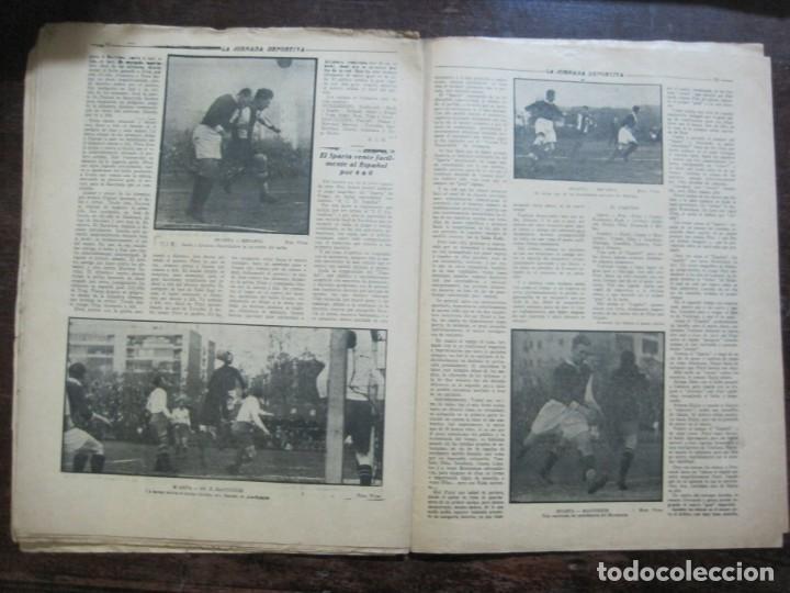 Coleccionismo deportivo: LA JORNADA DEPORTIVA-Nº 99-1923-NUREMBERG VS FC BARCELONA-ALCANTARA-FUTBOL-VER FOTOS-(V-22.516) - Foto 29 - 238495915