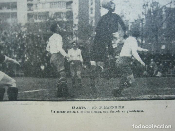 Coleccionismo deportivo: LA JORNADA DEPORTIVA-Nº 99-1923-NUREMBERG VS FC BARCELONA-ALCANTARA-FUTBOL-VER FOTOS-(V-22.516) - Foto 31 - 238495915