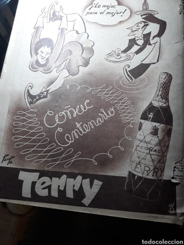Coleccionismo deportivo: MARCA SUPLEMENTO GRÁFICO DE LOS DEPORTES.NUMERO EXTRAORDINARIO FIN DE AÑO N° 734 25 DICIEMBRE 1956 - Foto 14 - 238656225